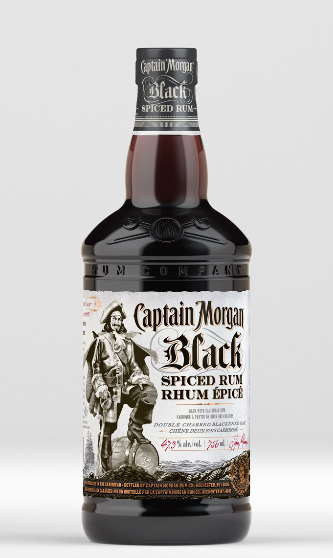 Captain Morgan Spiced Rum (750ml)